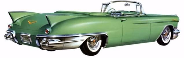 1957 Cadillac I think