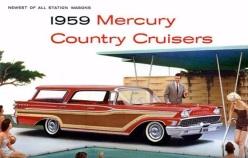 1959 Mercury Station Wagon