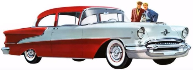 Buick maybe